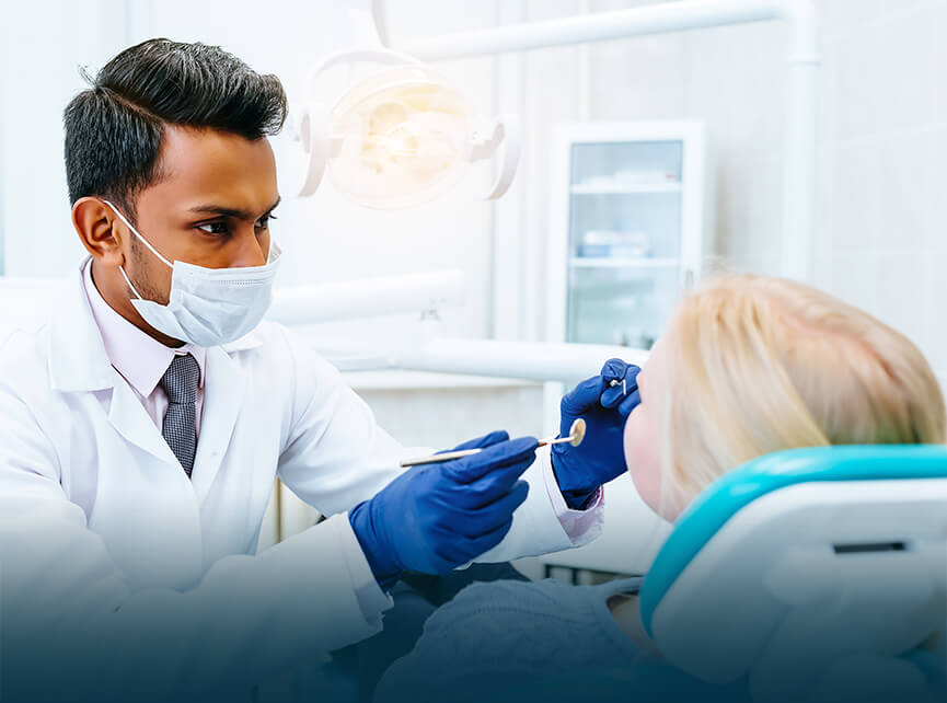 How Are Diabetes Patients in Major Need of Dental Care?